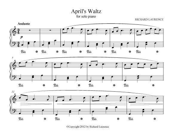 April's Waltz